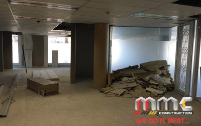 Dalberg Office Renovation