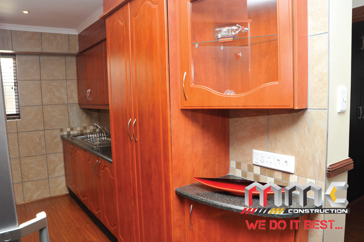 Durban Flat Renovation After