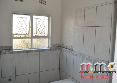 Edenvale Flat Renovation Before
