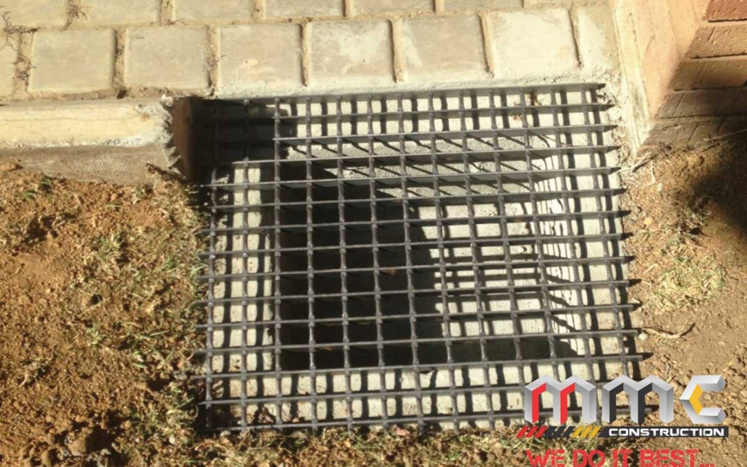 Fourways Drain Fix