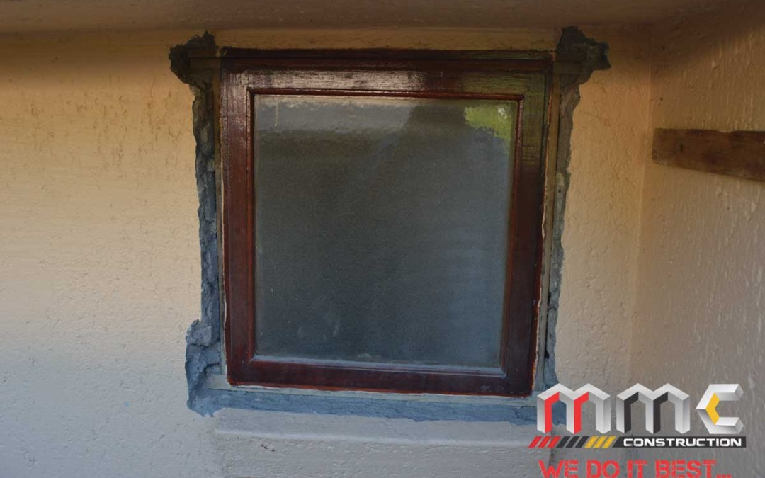 Morningside House Window