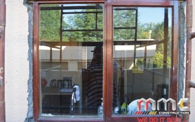 Large House Window