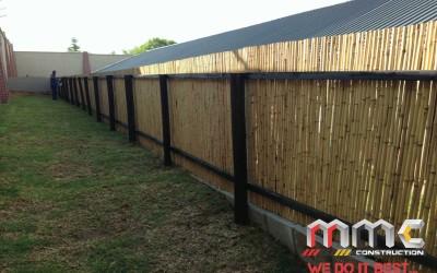 Reddam Playground Fence