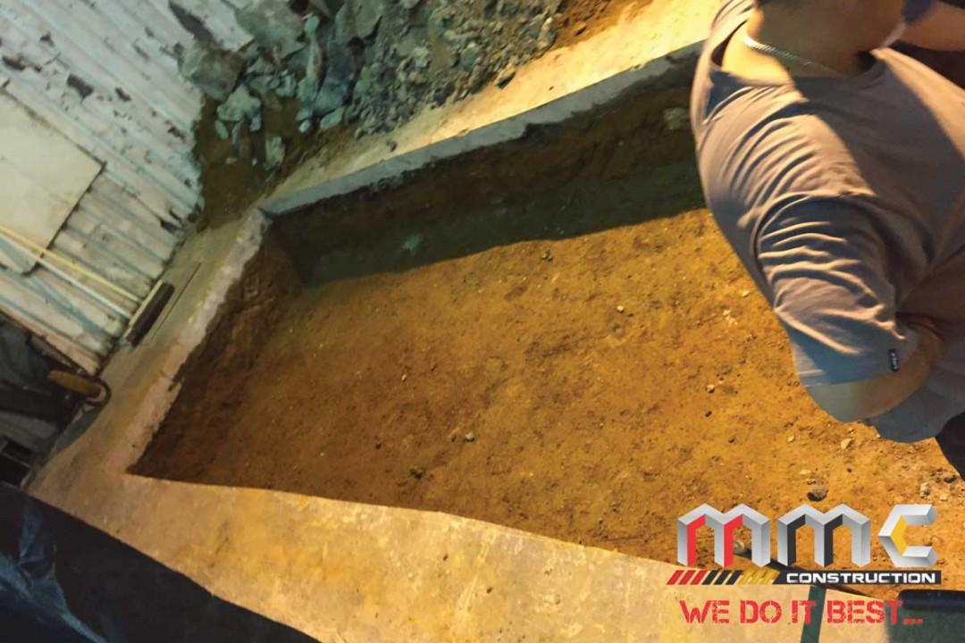 Concrete Slabbing