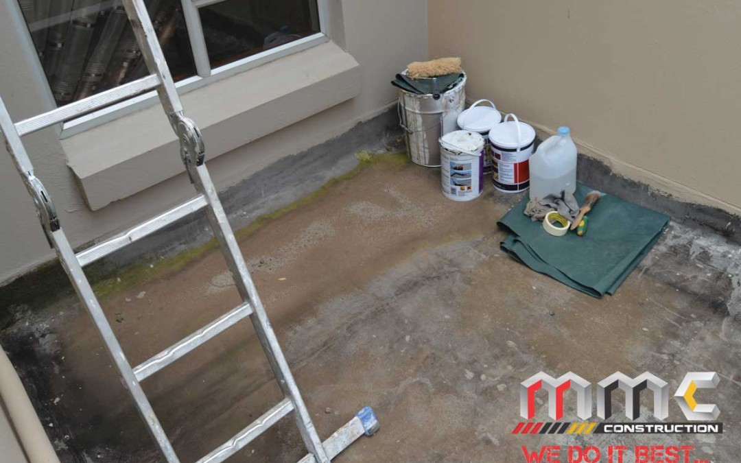 Waterproofing Process